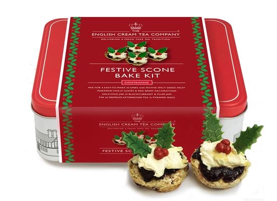 Picture of Festive Home Bake Scone Tin