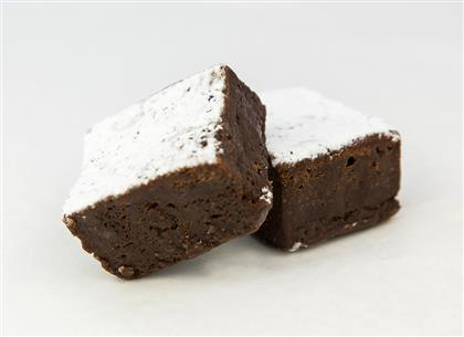 Picture for manufacturer 2 Double Chocolate Brownie squares