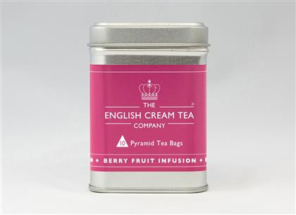 Picture for manufacturer eg Berry Fruit Tea  - 1 of 2 teas included (can vary)