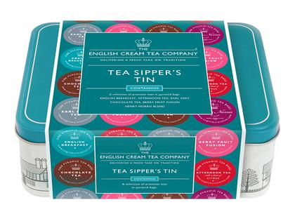 Picture for manufacturer Tea Sippers Tin