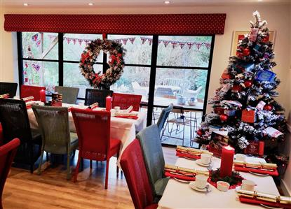 Afternoon Tea, Christmas, The Secret Sconery, Essex