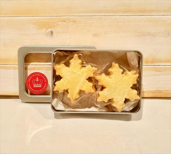 Picture of Snowflake Shortbread