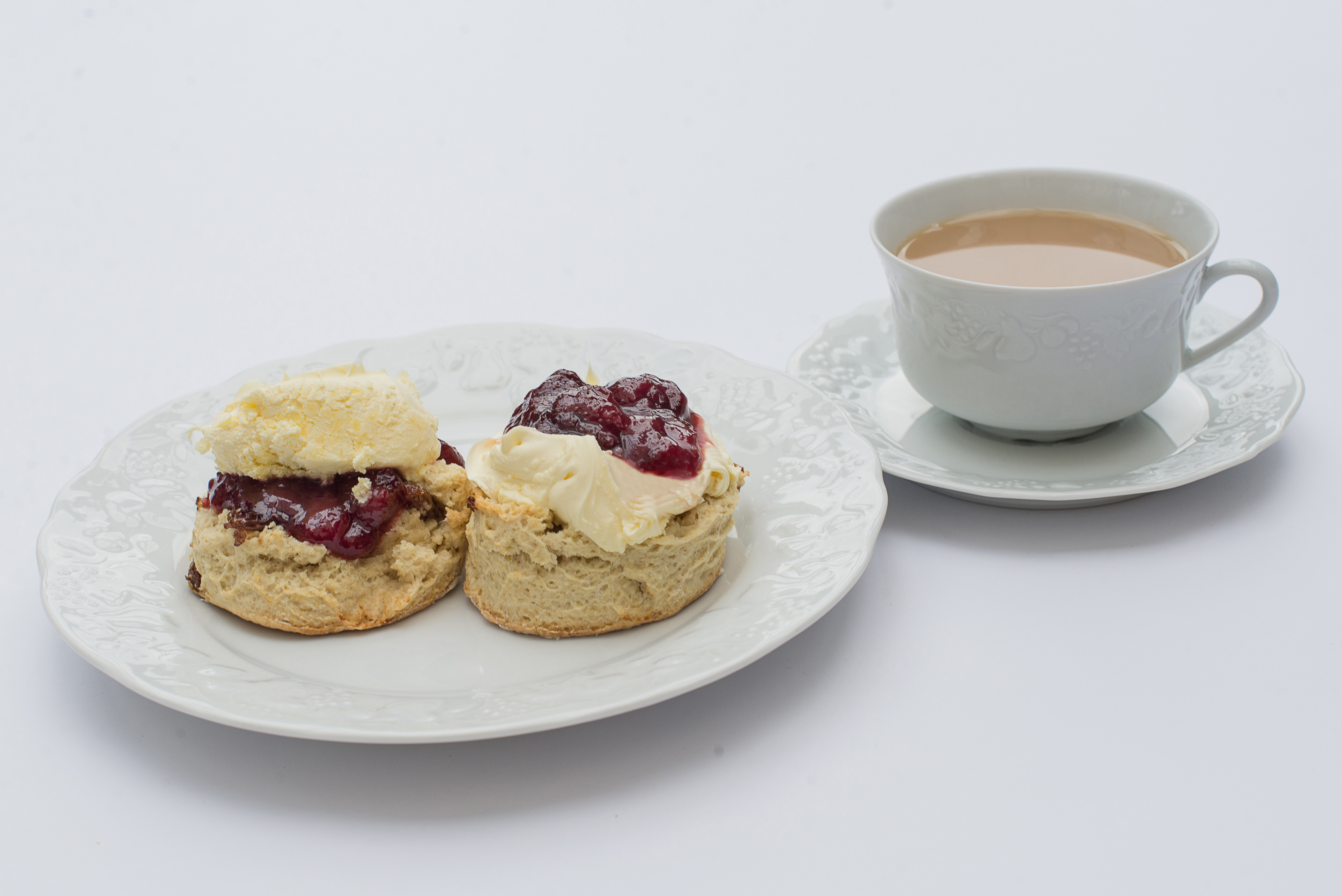 Scones & English Cream Tea by The English Cream Tea Co